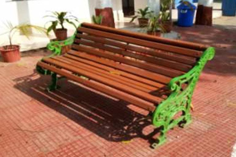 Bench 3