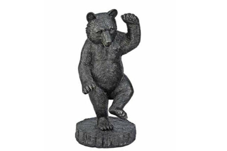 GDS Fiver World - Animal Statue - Bear-min