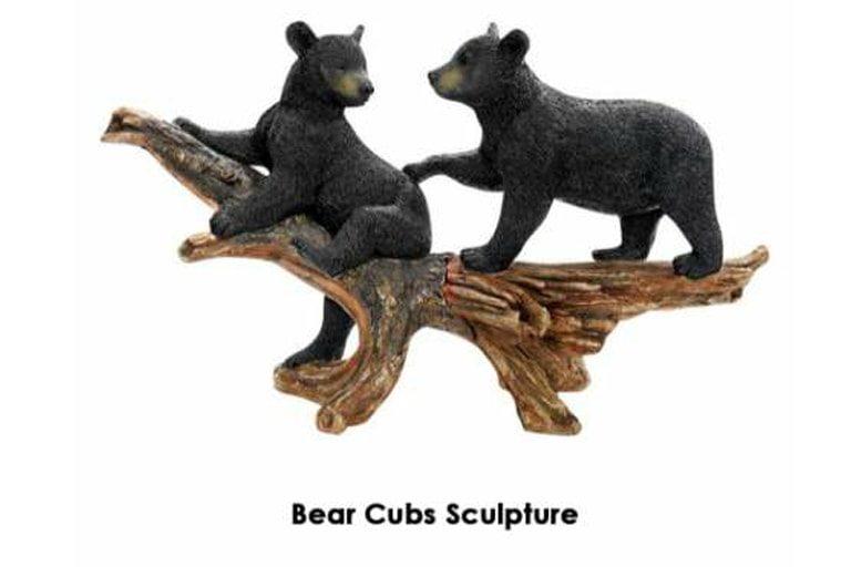 GDS Fiver World - Animal Statue - Bear2-min